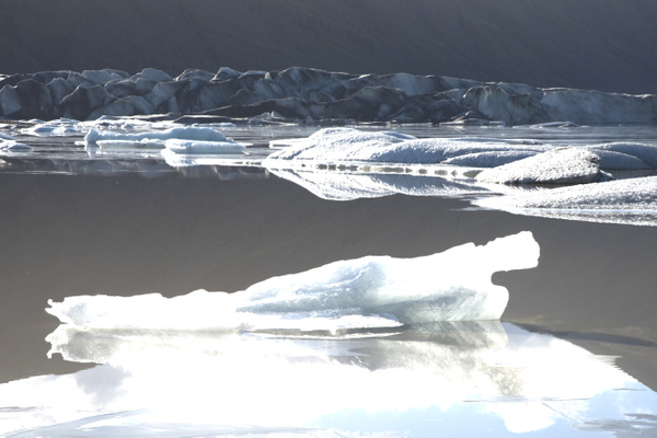 ice lagoon - Iceland Sept. 2016 - Tony Sweet