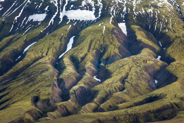 snowy mountainside - Iceland Sept. 2016 - Tony Sweet