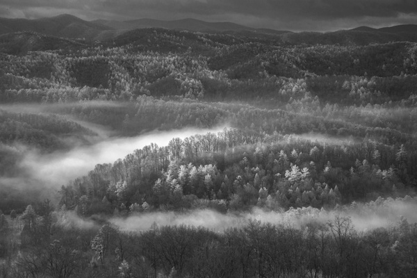 Foothills Pkwy - Great Smoky Mountains, TN - Tony Sweet