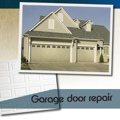 Garage Door Repair Surprise by DonaMerrill