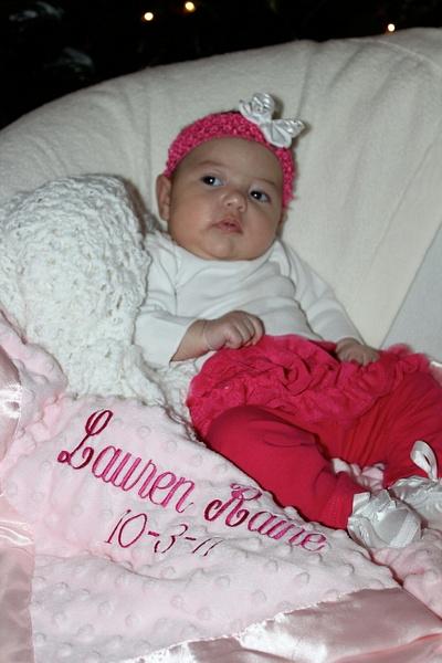 Lauren - Newborn by HallieWilson