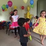 Aya's 2nd Birthday Party