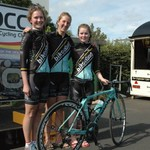 Exeter Uni - Bike Shed - Women's Team 2015- SW series Torbay