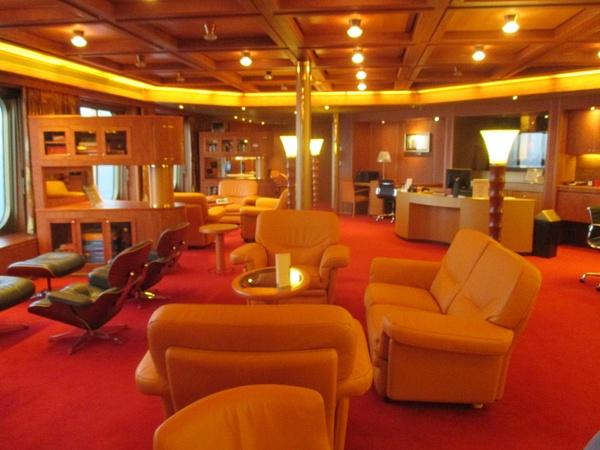 Aboard msZaandam by DickFoster by DickFoster