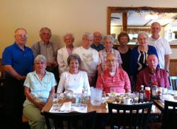 Luncheon, Ulster, PA June 2015