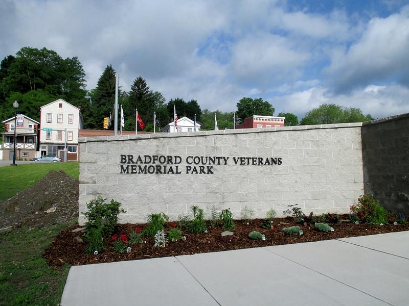 Bradford County Veterans Memorial Park