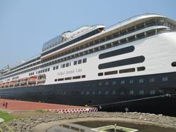 Panama Canal Cruise 2015