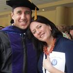 Joe Rau's Law School Graduation May 2015