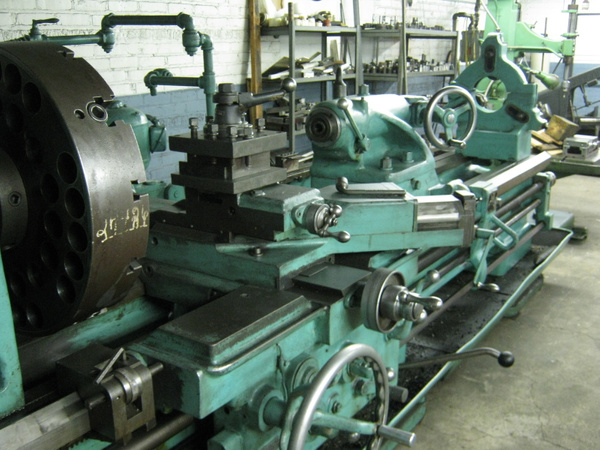 Lathe by EricAsepter