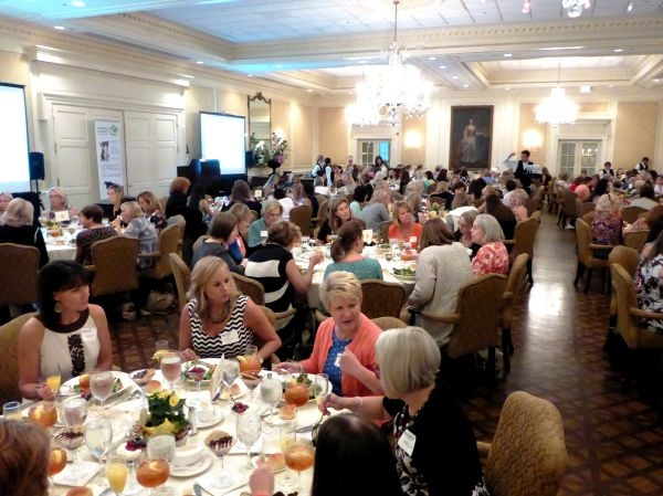 Women for Animal Welfare Luncheon 2015 by DonnaRagan