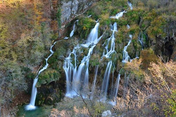 Plitvice Lakes 2013 by xelaspic