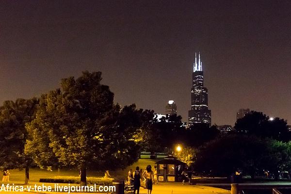 Чикаго by Africa8