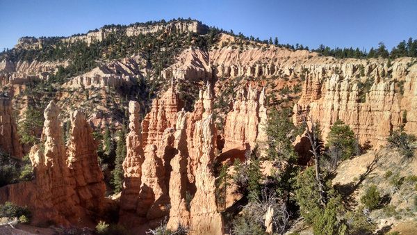 Bryce Canyon Utah by GarryMcgibbon