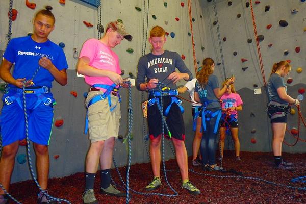 17.5 Senior High Challenge by Jumonville Camp