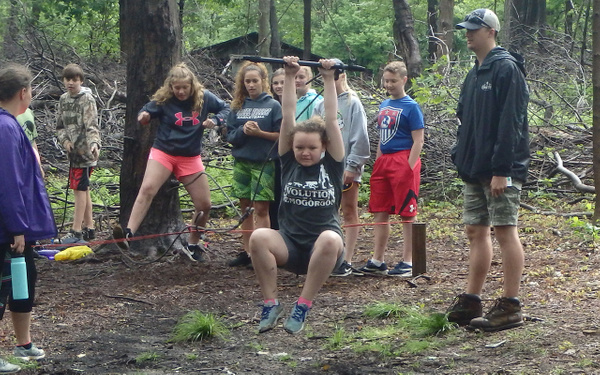 Adventure Cole by Jumonville Camp