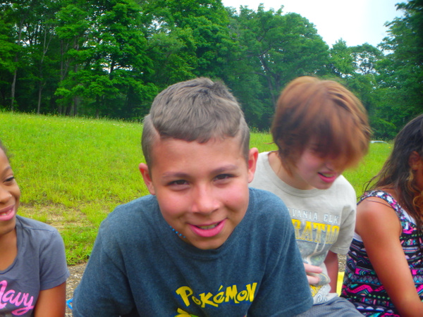 HOPE Camp Tuesday by Jumonville Camp