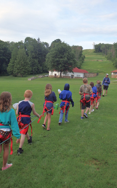 Adventure Crago Wednesday by Jumonville Camp