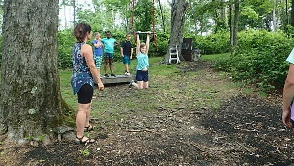 Elementary Adventure by Jumonville Camp