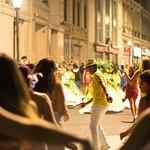 Samba en Valparaiso - 27 junio 2015