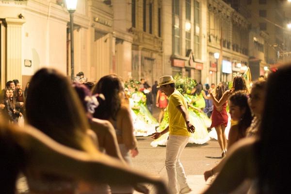Samba en Valparaiso - 27 junio 2015 by Patricio