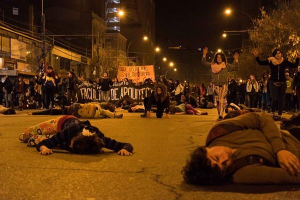 Marcha Jueves 28 Mayo 2015 - Valparaiso by Patricio