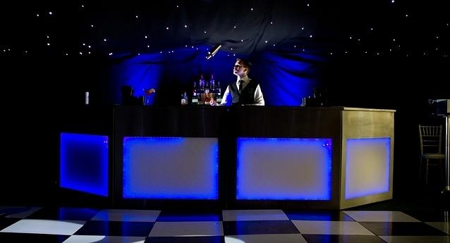 london mobile bar hire