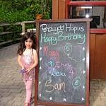 Mang's Birthday Party