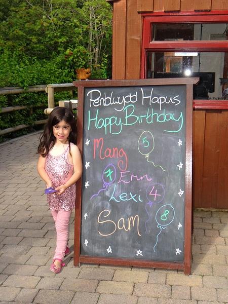 Mang's Birthday Party by Soran81