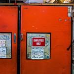 Leica Fotografie bei Urban Ore.