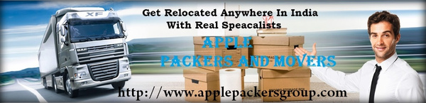 APPLE PACKERS AND MOVERS by AnanyaMishra