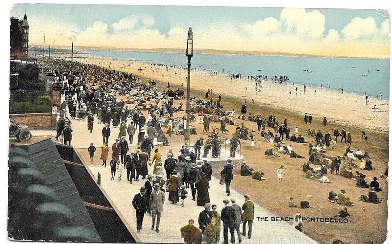 Portobello pre 1920