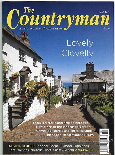 countrymanjuly2015 by Stuart Alexander Hamilton