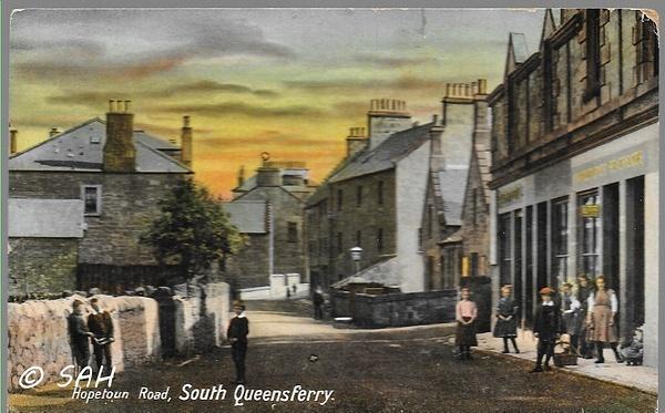 south queensferry by Stuart Alexander Hamilton