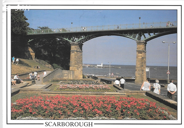 scarboroughspabridge by Stuart Alexander Hamilton