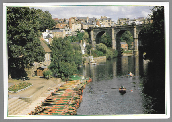 knaresborough2 by Stuart Alexander Hamilton
