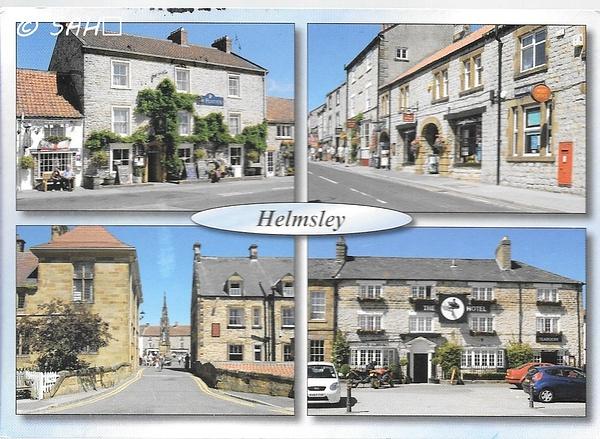 helmsley2 by Stuart Alexander Hamilton