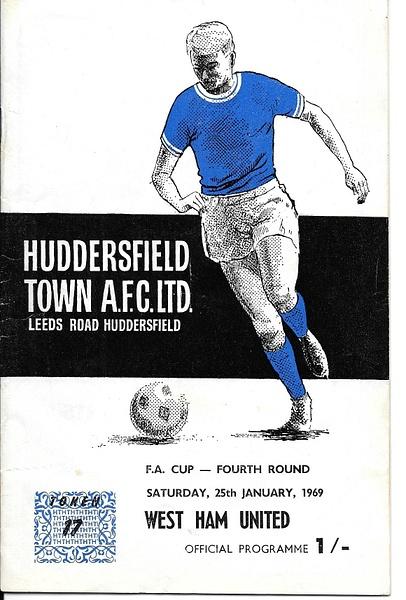 huddersfield1969 by Stuart Alexander Hamilton