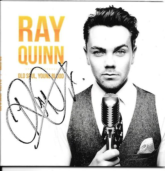 rayquinn by Stuart Alexander Hamilton