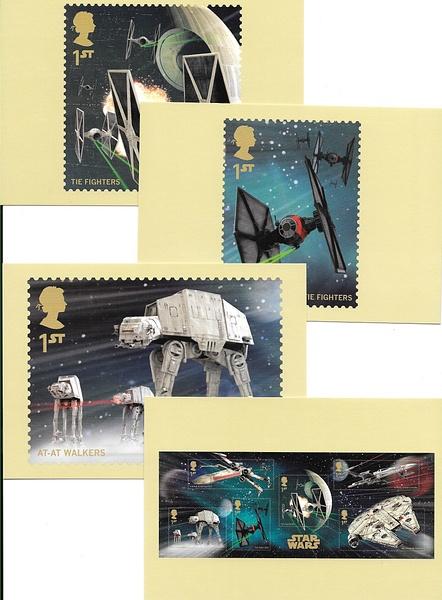 Star Wars by Stuart Alexander Hamilton
