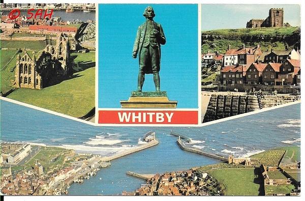 whitby by Stuart Alexander Hamilton
