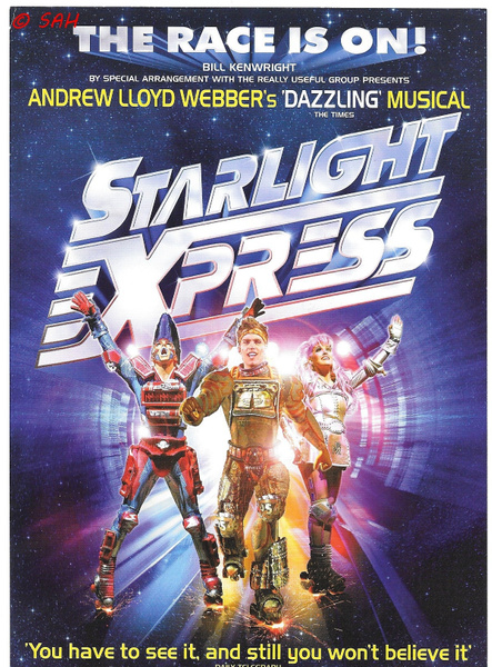 starlight by Stuart Alexander Hamilton