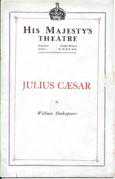 julius1 by Stuart Alexander Hamilton
