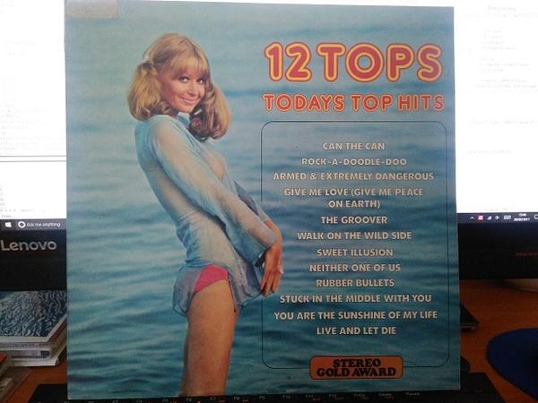 12tops3 by Stuart Alexander Hamilton