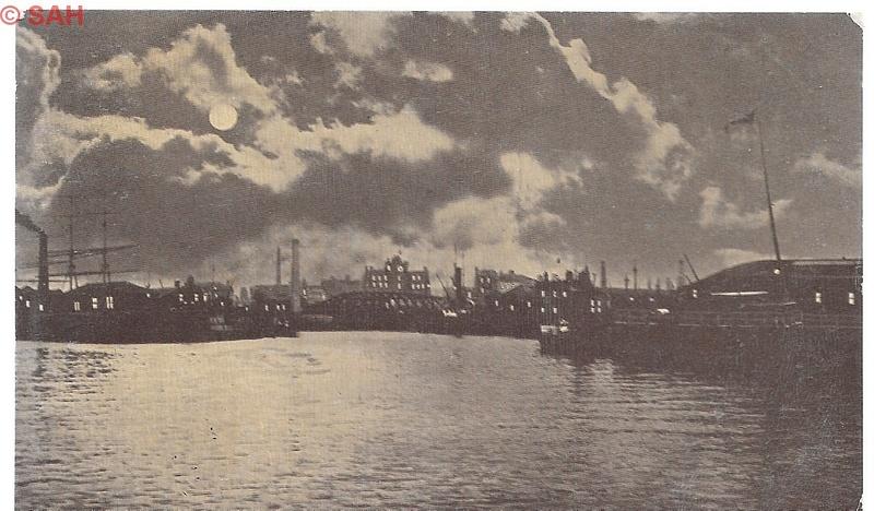 Leith Harbour pre 1911
