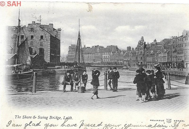 Shore pre 1903