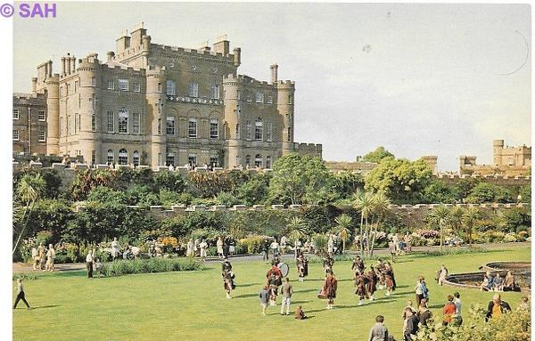 Culzean Castle by Stuart Alexander Hamilton
