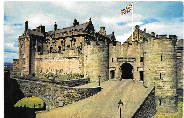 stirlingcastle by Stuart Alexander Hamilton