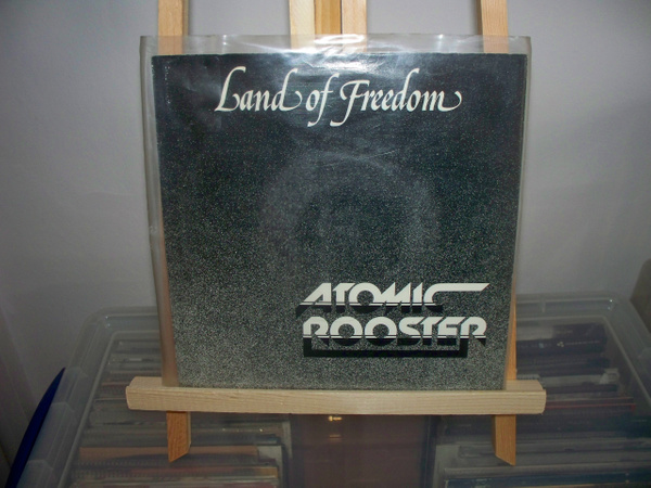 Atomic Rooster (8) by Stuart Alexander Hamilton