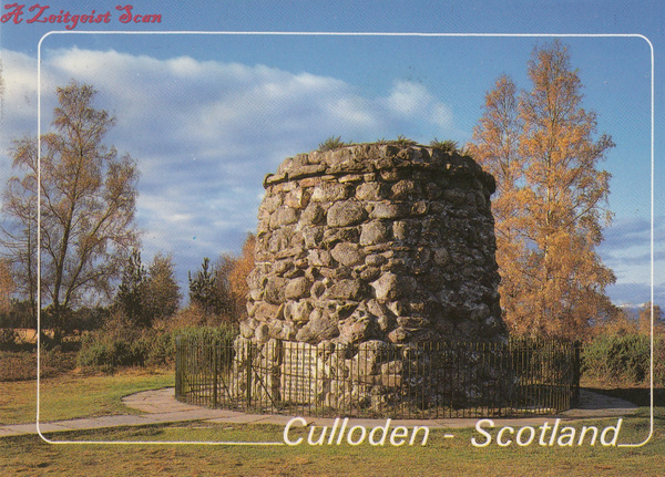 culloden by Stuart Alexander Hamilton