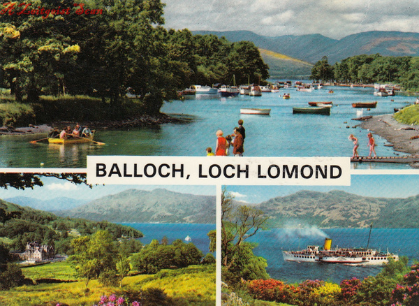 balloch by Stuart Alexander Hamilton
